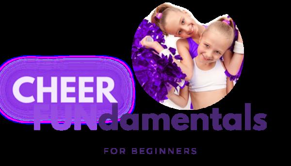 Happy cheerleaders at Youtria Cheer FUNdamentals Class